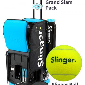 Slinger Grand Slam Champion:Slinger Bag オプションセット+Slinger Ball 144球(2箱)セット